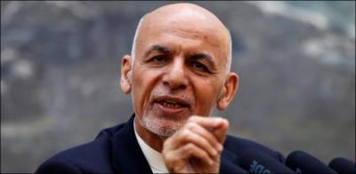 Afghan President Ashraf Ghani makes important statement over 5,000 Taliban prisoners release