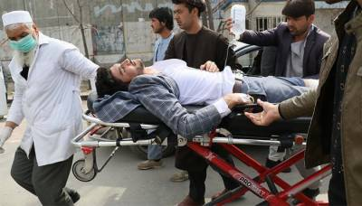 Responsibility claimed for the deadly attack in Kabul, It's Not TALIBAN