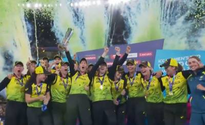 Australia crush India in the finals of the Women's T20 World Cup