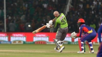 Lahore Qalandars batsman Ben Dunk makes history in the PSL 2020