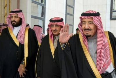 Palace Coup in Saudi Arabia against the Crown Prince Mohammad Bin Salman