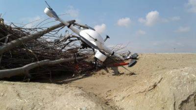 Afghan Taliban's drone fell in Northern Kunduz province