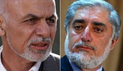 Afghanistan becomes the only country of the World being Ruled by two Presidents who sworn in on same day