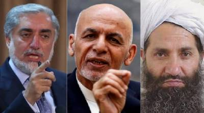 Afghan Taliban response over the two Presidents in Afghanistan for the first time in history