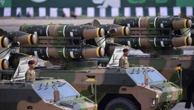 China Russia and Turkey Replace US as the Main Arms Exporters to Pakistan