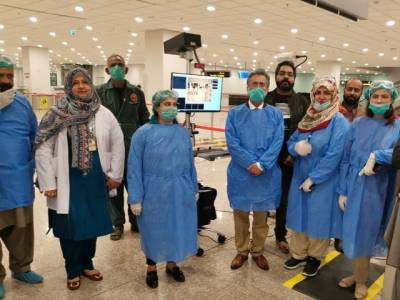 Pakistan witness Rise in Coronavirus cases coming from Syria and London