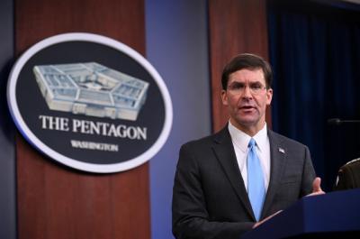 US Defence Secretary Mark Esper upcoming visit to Pakistan postponed: sources