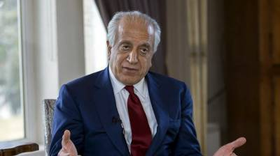 US Special envoy Zalmay Khalilzad makes important announcement over Afghanistan political crisis