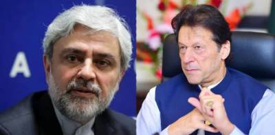 Iranian Ambassador held important meeting with PM Imran Khan before the NSC meeting