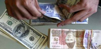 US dollar Rises further against the Pakistani Rupee in the open market