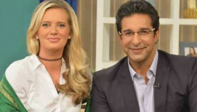 Legendry Wasim Akram's wife Shaniera Akram breaks silence over the title of 'Pakistan's official Bhabi'