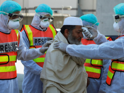In a setback, Coronavirus cases in Pakistan registers increase
