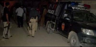 Police foil a major terrorism bid after defusing a high intensity bomb