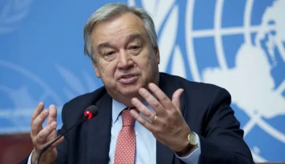 Pakistan Military soldier hit in a UN peace keeping mission, reveals UN Chief