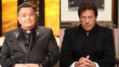 Bollywood Veteran Actor Rishi Kapoor has an advice for the Pakistani PM Imran Khan over Coronavirus outbreak in Pakistan
