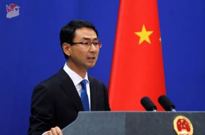 China strongly acknowledged Pakistan's support in the hour of the need