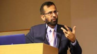 Pakistani Professor unveils a unique and interesting solution to treat the coronavirus patients
