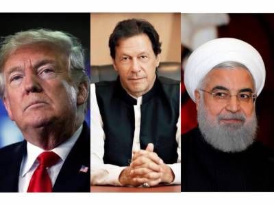 Iran strongly responds over Pakistani PM Imran Khan's appeal to US President Donald Trump regarding Iran sanctions