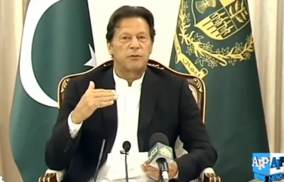 PM Imran Khan announced Rs 1000 billion hefty package against coronavirus crisis
