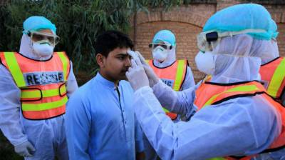 Confirmed cases and deaths from coronavirus in Pakistan soar further