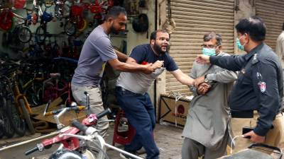 Coronavirus Pandemic & Government's response to the situation in Pakistan