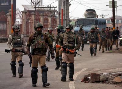 Atleast 6 Indian soldiers killed and injured in a deadly encounter in Occupied Kashmir leaving 9 freedom fighters martyred