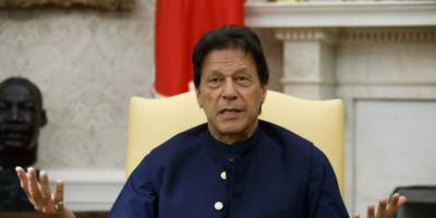 India strongly react against the statement made by Pakistani PM Imran Khan