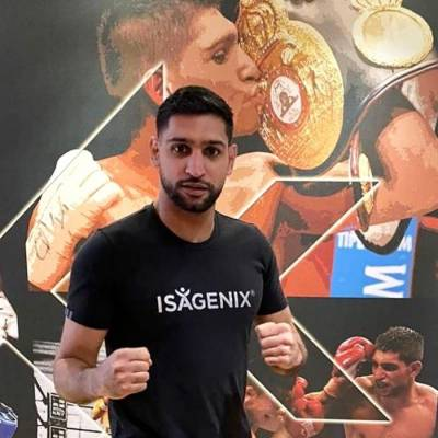 Pakistani origin British Boxer Amir Khan makes stunning claims over coronavirus outbreak