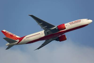 An unprecedented exchange of surprise greetings between Pakistan Air Traffic Control and Air India flight captain