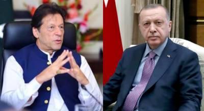 Pakistani PM Imran Khan held important telephonic call with Turkish President Tayyip Erdogan