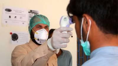 Number of Coronavirus patients across Pakistan rise further
