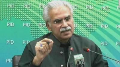 Coronavirus cases and deaths across Pakistan may worsen in month of Ramzan, warns Dr Zafar Mirza