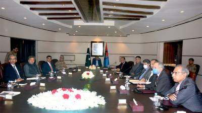 PM Imran Khan lauds ISI being a superior state intelligence agency