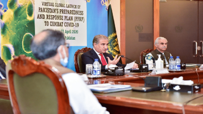 Federal government launches Pakistan's Preparedness and Response plan worth $595 million to fight coronavirus pandemic