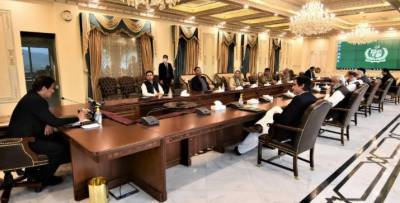 PM Imran Khan chairs high level meeting on COVID - 19 in Islamabad