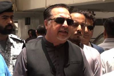 Governor Sindh Imran Ismail tested positive for coronavirus