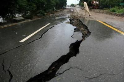 Earthquake jolts several parts of Pakistan