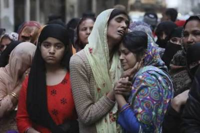 India declared among the dangerous countries for minorities while Pakistan reports positive developments, reveals US Commission Report