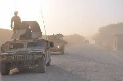 Afghan Taliban attack the Northern Province of Sar e Pul in Afghanistan