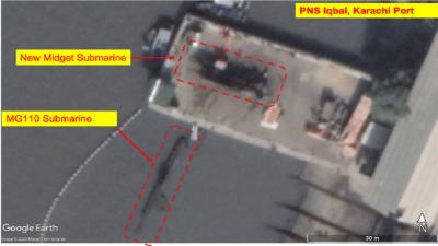 In a positive development, Pakistan Navy builds completely indigenous midget submarine, reveals international media Report