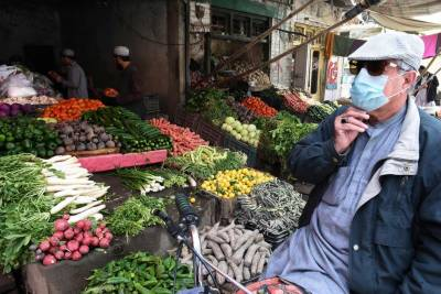 CPI Inflation in Pakistan reduced for the third consecutive month