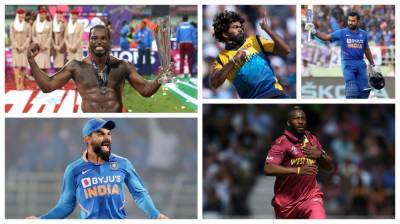 Chris Gayle beats Indian Skipper Virat Kohli to enter final poll of greatest ever T20 cricketer