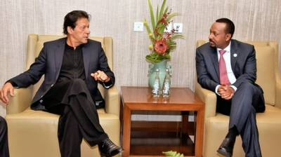 Pakistani PM Imran Khan held important telephone call with Ethopian PM Abiy Ahmed