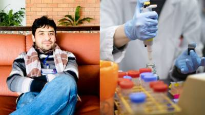 Pakistani student Irfan Hussain claimed developing cheap Coronavirus diagnostic kit capable of 20,000 tests per day