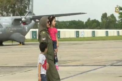 Airwomen of PAF pays tribute to the Mothers on the Mothers Day