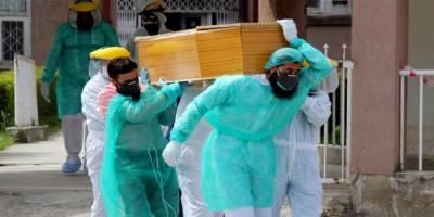 Death toll from coronavirus registers rise across Pakistan