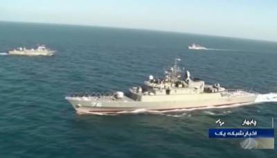 Iranian Navy 34 sailors killed and injured in a friendly missile strike