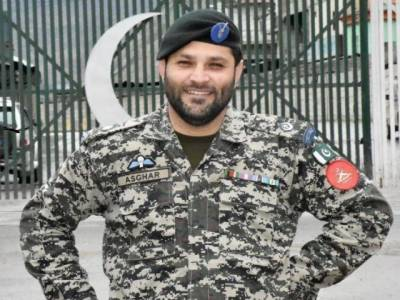 Pakistan Army Major deployed at Torkham border succumbs to COVID - 19 in the line of duty