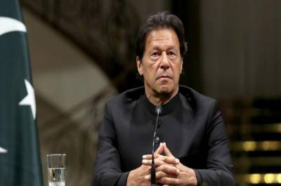 PM Imran Khan addressed media on launch of telehealth portal