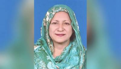 PTI MPA Shaheen Raza dies of coronavirus in Lahore's Mayo Hospital
